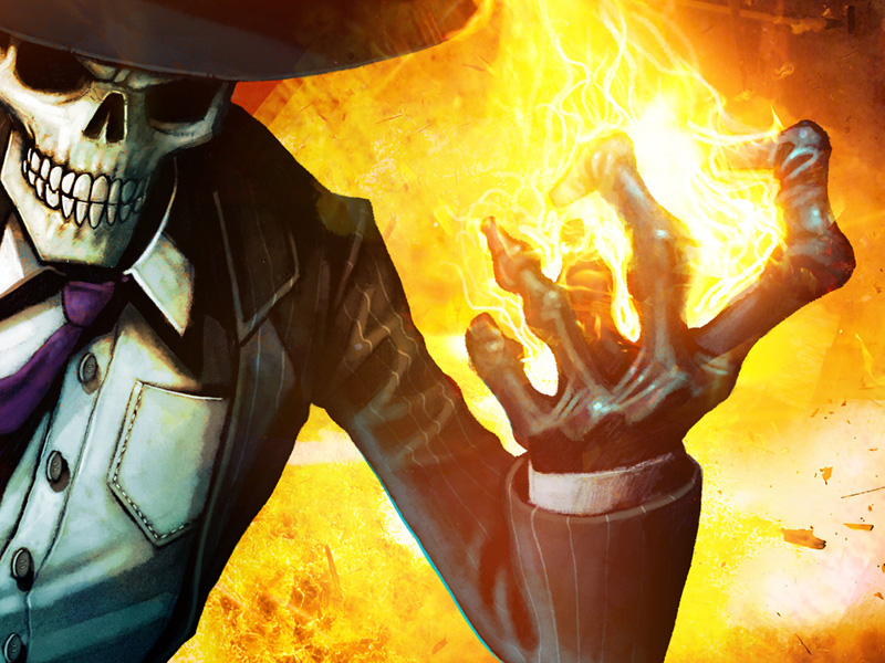 Wallpapers Playing With Fire: Skulduggery Pleasant Wiki