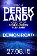 Demon Road holding image