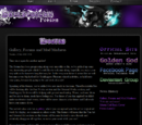 Skulduggery Forums