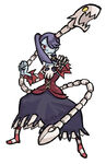 Squigly actionpose cg