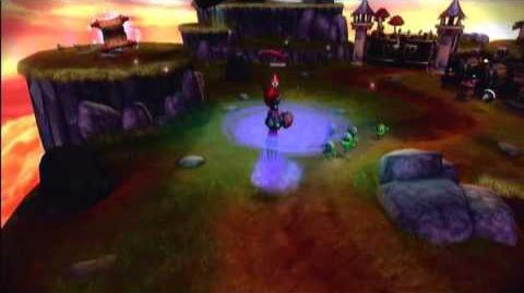 Skylanders Giants - Ninjini's Soul Gem Preview (Any Last Wishes?)