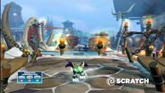Skylanders Swap Force - Meet the Skylanders - Scratch (The Luck of the Claw)