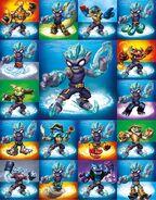 Freeze Blade Swapabilities