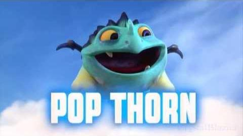 Skylanders Swap Force - Pop Thorn Soul Gem Preview (Straight to the Point)