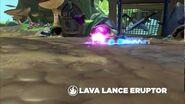 Lava Lance Eruptor