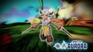 Official Skylanders Imaginators Meet Master Aurora