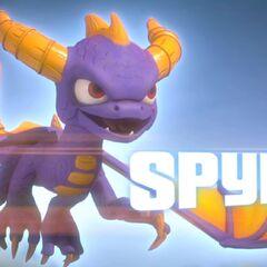 Spyro S1 en su trailer