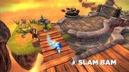 Meet the Skylanders Slam Bam (extended)