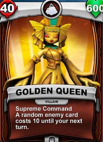 Supreme Command - Special Abilitycard