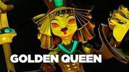 """Official Skylanders Trap Team- """"Meet the Villains- Golden Queen"""" Trailer"""