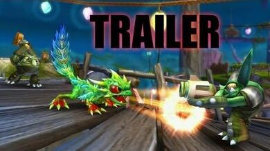 Skylanders Spyro's Adventure - Camo Trailer (Fruit Punch)