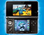 Skylanders Trap Team 3DS Gusto