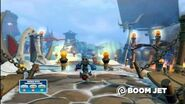 Skylanders Swap Force - Boom Jet Gameplay Vignette (Bombs Away)