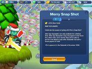 Merry Snap Shot