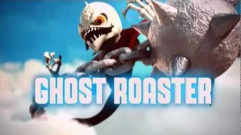 Skylanders Giants - Ghost Roaster's Soul Gem Preview (No Chain, No Gain)