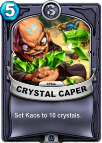 Crystal Capercard