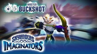 Meet Buckshot l Skylanders Imaginators l Skylanders