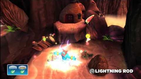 Meet the Skylanders Series 2 Lightning Rod