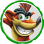 Crash Bandicoot Icon
