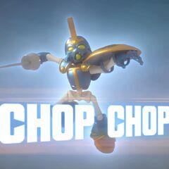 Chop Chop S1 en su trailer