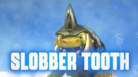 Skylanders Swap Force - Slobber Tooth Soul Gem Preview (Clobber and Slobber)