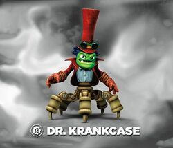 Dr. Krankcase Promo