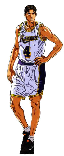 shinichi maki slam dunk wiki fandom powered by wikia