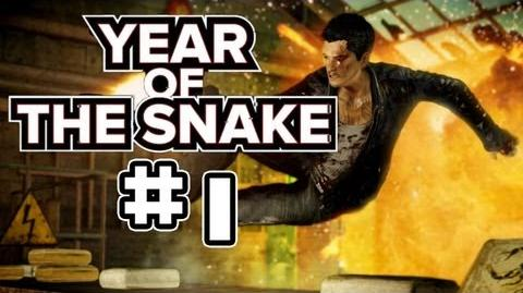 Sleeping Dogs - Year of the Snake Walkthrough - Part 1