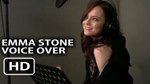 Sleeping Dogs - Emma Stone's Voice Over