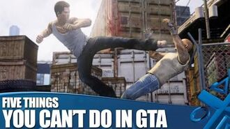 Sleeping Dogs- Definitive Edition - 5 things you can't do in GTA!