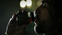 Ichabod drinks poison