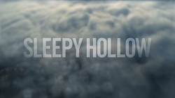 Sleepy Hollow opening logo