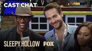 At The FOX Comic-Con Booth Fan Questions Season 1 SLEEPY HOLLOW