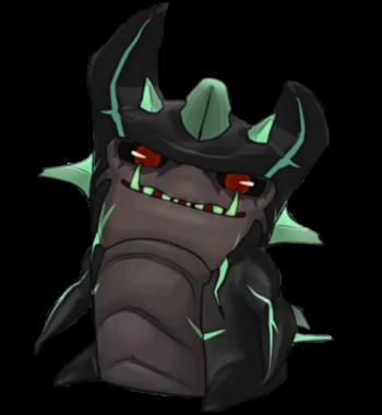 image earth elemental ghoulpng slugterra wiki