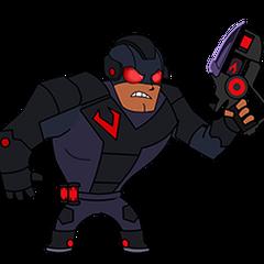 Mr. Orange (Elite Blakk Guard)