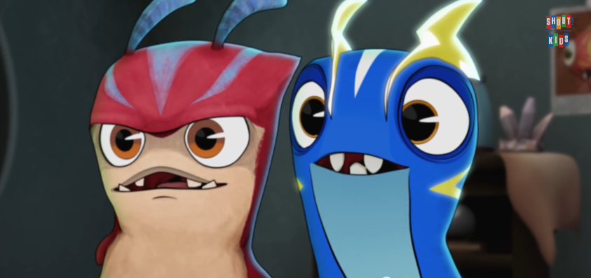 Image - Bludgeon and Joules.png | SlugTerra Wiki | Fandom ...