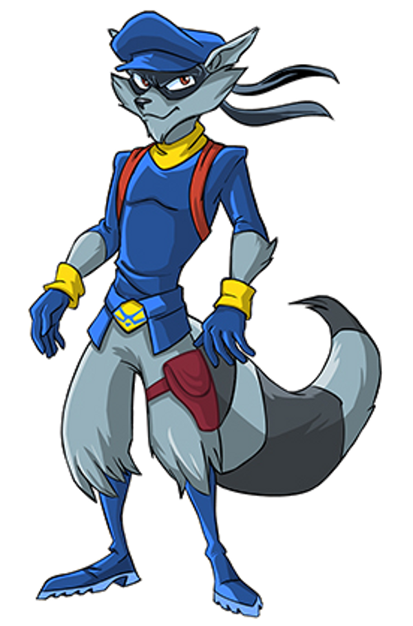 1000  images about sly cooper on Pinterest   Tennessee, Foxes and ...