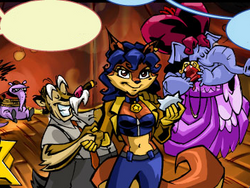 Carmelita Fox Sly Cooper Wiki Fandom Powered By Wikia