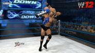 Wwe 12 angle slam by orton