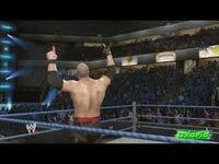 Kane celebrating