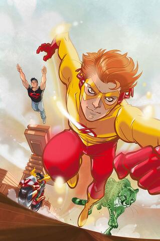 File:Kid Flash Bart Allen-1.jpg