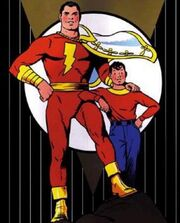 282px-Captain Marvel and Billy Batson