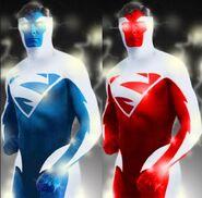 Supermen Red-Blue