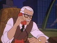 COMMISSIONER GORDON superfriends