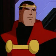 Superman Krypton Jor-el DCAU STAS Jorel-animatedseries