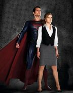 Superman and Lois Lane MoS