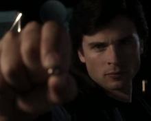 Clark Catches Bullet