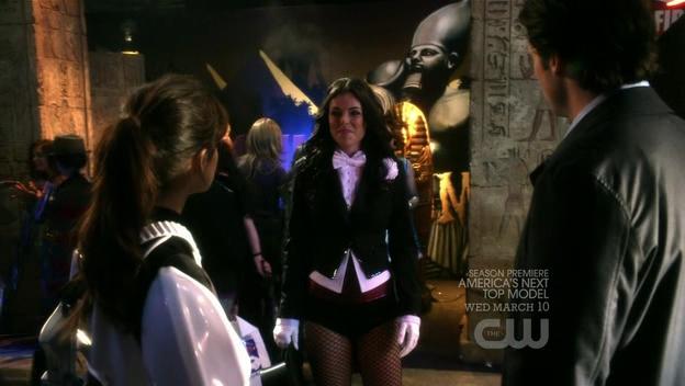 Zatanna Smallville