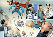 Superman SV S11 Superman ruins lunch