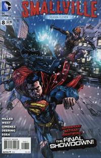 Smallville S11 I08 - Cover A